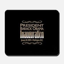 Inauguration Mousepad