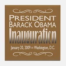 Inauguration Tile Coaster