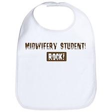 Midwifery Students Rocks Bib