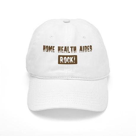 Home Health Aides Rocks Cap