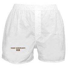 Forensic Anthropologists Rock Boxer Shorts