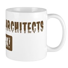 Landscape Architects Rocks Mug