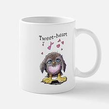 Tweet-heart Bird Mug