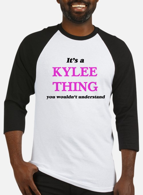 It's a Kylee thing, you wouldn Baseball Jersey