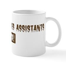Human Resources Assistants Ro Small Mug