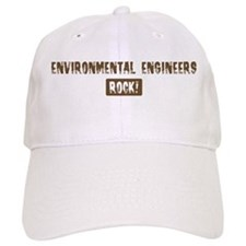 Environmental Engineers Rocks Baseball Cap