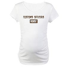 Customs Officers Rocks Shirt