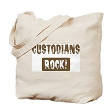 Custodians Rocks Tote Bag