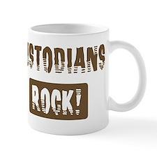 Custodians Rocks Mug