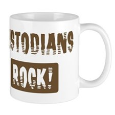 Custodians Rocks Mug