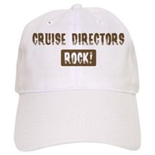 Cruise Directors Rocks Baseball Cap