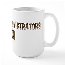 Education Administrators Rock Mug
