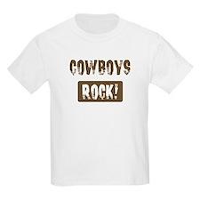 Cowboys Rocks T-Shirt