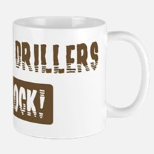 Earth Drillers Rocks Mug