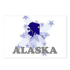 All Star Alaska Postcards (Package of 8)