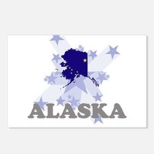 All Star Alaska Postcards (Package of 8)