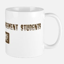 Construction Management Stude Small Small Mug