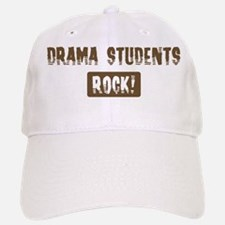 Drama Students Rocks Baseball Baseball Cap