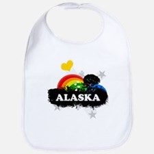Sweet Fruity Alaska Bib