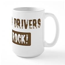 Bus Drivers Rocks Mug