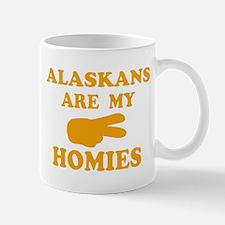 Alaskans are my homies Mug