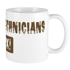 Dialysis Technicians Rocks Mug