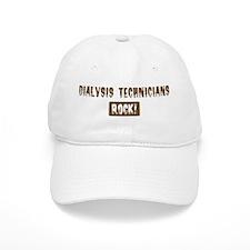 Dialysis Technicians Rocks Baseball Cap