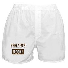 Brazers Rocks Boxer Shorts