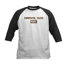 Commercial Divers Rocks Tee
