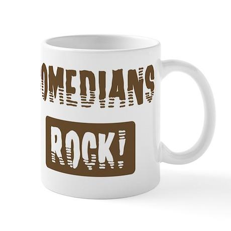 Comedians Rocks Mug