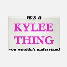 It's a Kylee thing, you wouldn't u Magnets