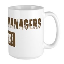 Database Managers Rocks Mug