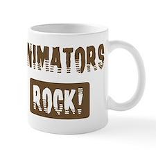 Animators Rocks Small Mug