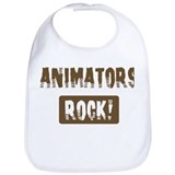 Animator Cotton Bibs