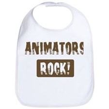 Animators Rocks Bib