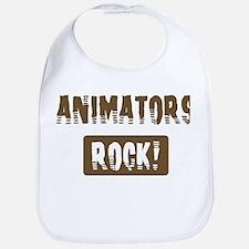 Animators Rocks Bib