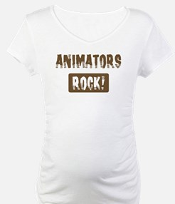 Animators Rocks Shirt