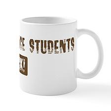 Animal Science Students Rocks Mug