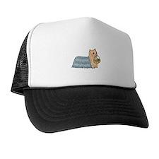 Yorkshire Terrier Easter Trucker Hat