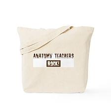 Anatomy Teachers Rocks Tote Bag