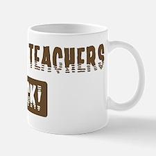 Anatomy Teachers Rocks Mug