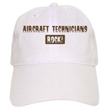 Aircraft Technicians Rocks Baseball Cap
