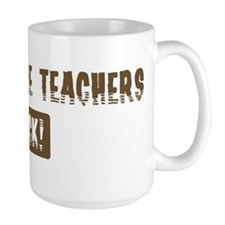 Agriculture Teachers Rocks Mug