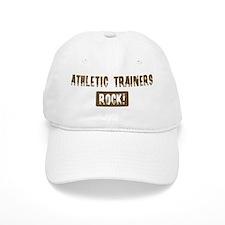 Athletic Trainers Rocks Baseball Cap