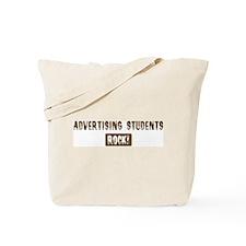 Advertising Students Rocks Tote Bag