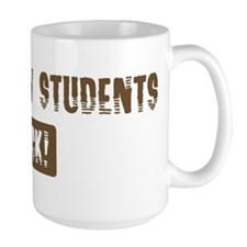 Astronomy Students Rocks Mug