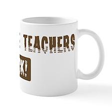 11th Grade Teachers Rocks Mug