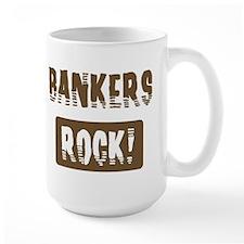 Bankers Rocks Mug