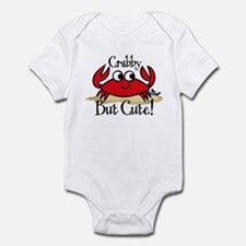 Cute Crabby Infant Bodysuit