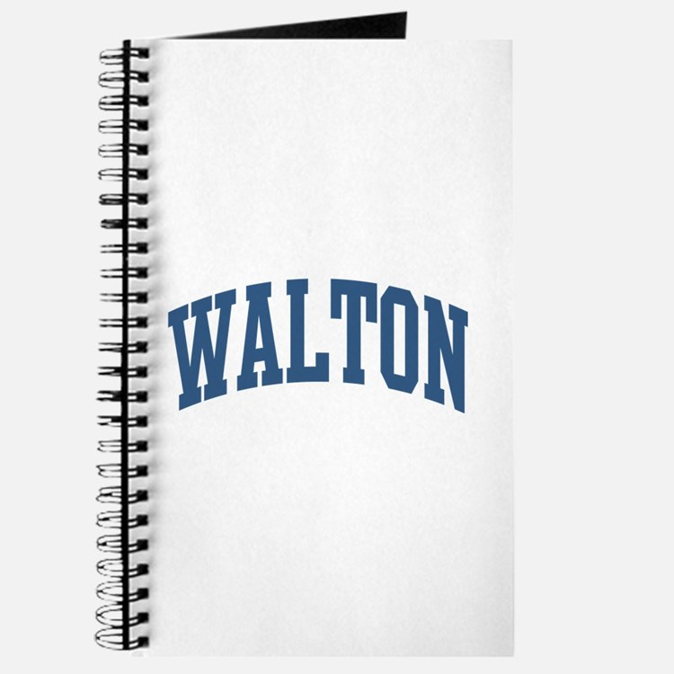 Walton Collegiate Style Name Journal